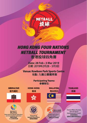 Four Nations Tournament U19